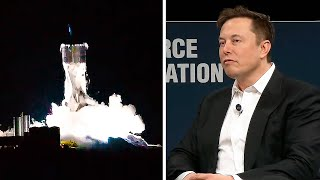 Elon Musk predicts Starship SN1 failure hours before the explosion