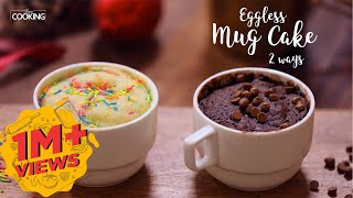 how to make a mug cake easy without cocoa powder