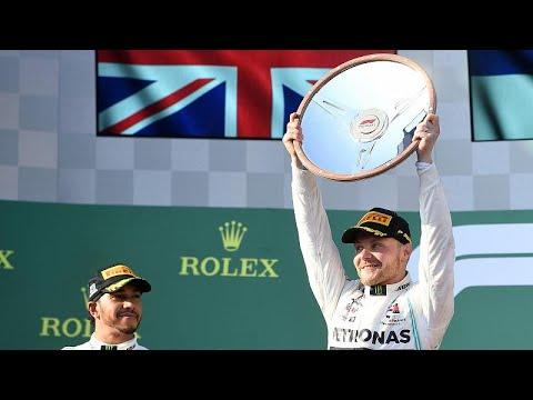 F1: Εντυπωσιακός ο Μπότας, κέρδισε με άνεση