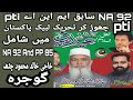 Allama khadim Rizvi R.A|Haji Khalid Mahmood Chatha|NA 92|PP 85|Gojra|Pti|Allama Saad Rizvi|JoinedTLP
