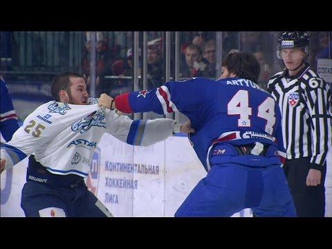 Evgeny Artyukhin vs. Damir Ryspayev
