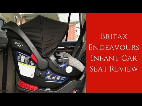 Britax Endeavours Infant Car Seat Review