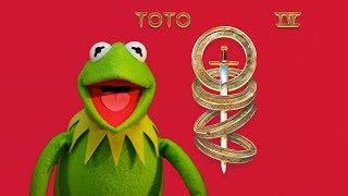 """Kermit sings """"Africa"""" by Toto"""