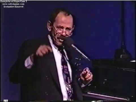 Scatman John RARE Live at The Jazz Bakery October 25 1994