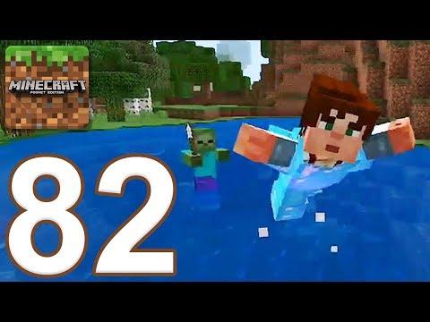 Minecraft: Pocket Edition – Gameplay Walkthrough Part 82 – Survival (iOS, Android)