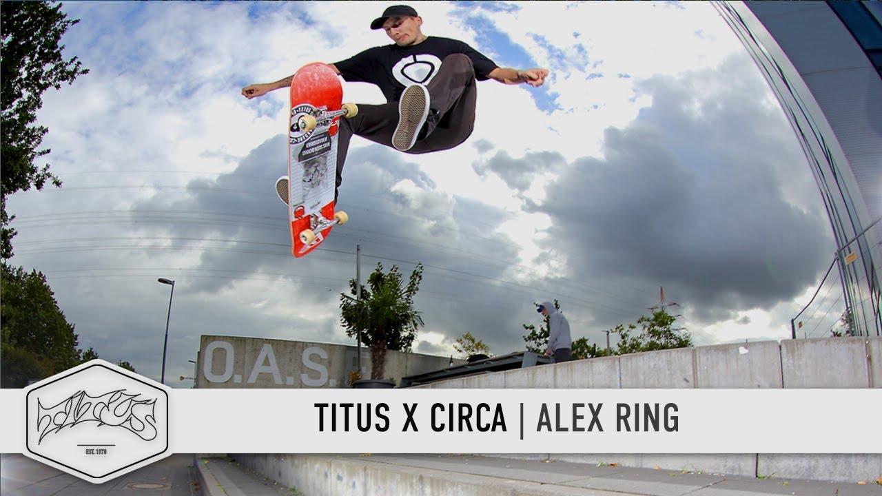 Titus x C1RCA - Alex Ring - Titus