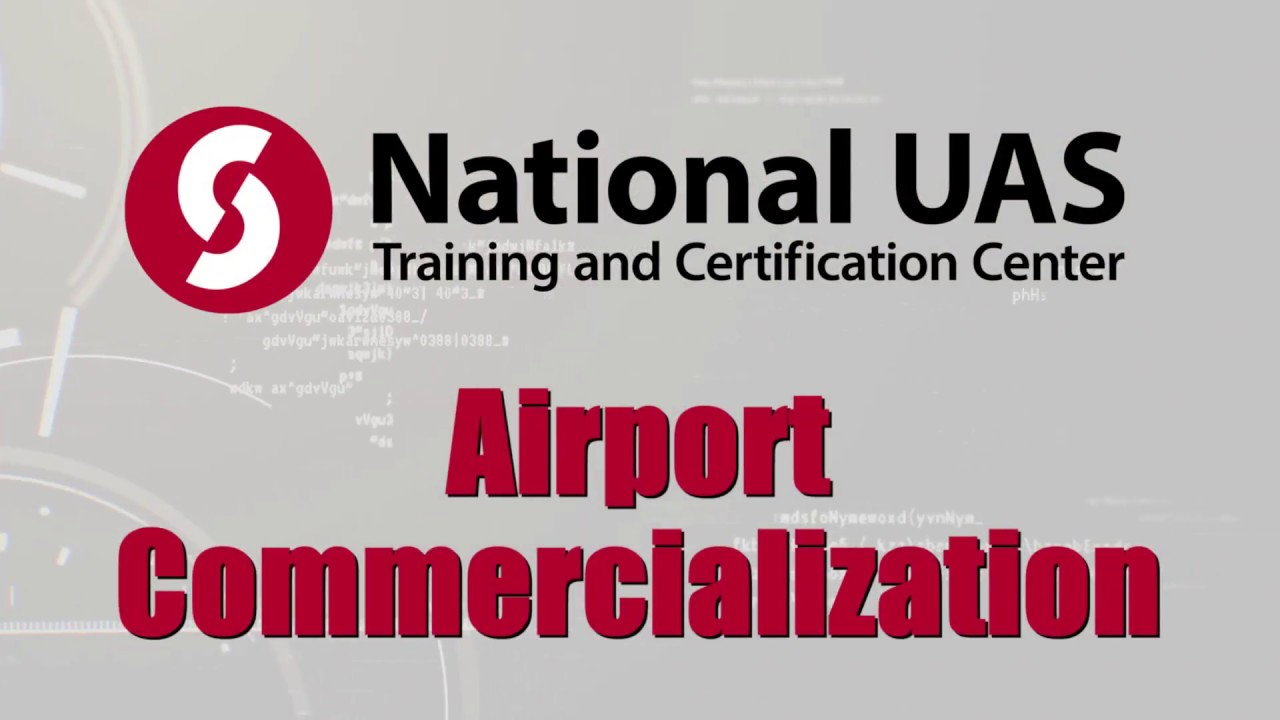 UAS Airport Commercialization