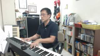 TVB Over Run Over|EU超時任務 Theme Song- 最真心一對 by Stephanie Ho|何雁诗 - Piano cover and sheet-Hou Yean Cha