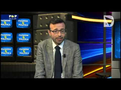 Passioni & Politica - il responsabile dell'organizzazione del Pd Toscana Antonio Mazzeo ospite di Elisabetta Matini.