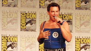 ANYTHING GOES WITH JOHN BARROWMAN // Comic-Con 2017