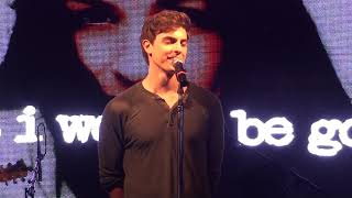 Derek Klena - That I Would Be Good (Alanis Morissette cover) @ Highline Ballroom, 8/20/18