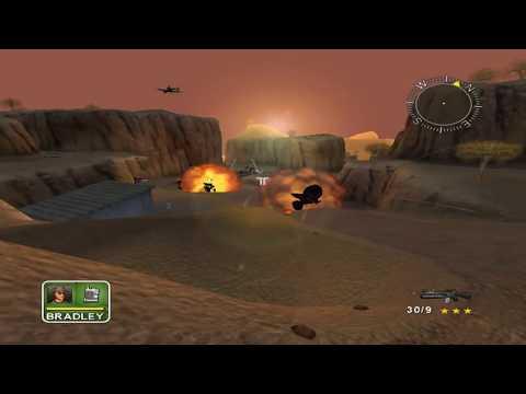 Cxbx-Reloaded Xbox Emulator - Vietcong: Purple Haze Ingame