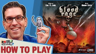 Blood Rage - How To Play