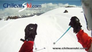 3 Marías, Nevados de Chillán Chile