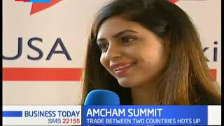 Trade deals struck at AMCHAM Summit hit 400 million dollars