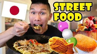 RECREATING 🇯🇵 JAPANESE STREET FOOD 🍡|| Life After College: Ep. 611