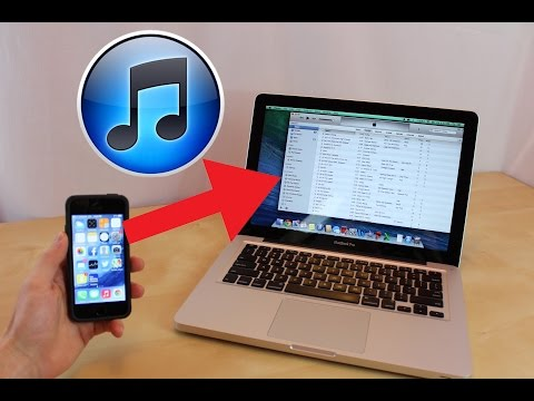 How To Transfer Songs From iPhone To Computer/ iTunes | Copy Music Mac Tutorial | iPod Touch iPad