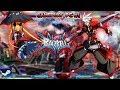 Blazblue: Calamity Trigger gameplay Pt br