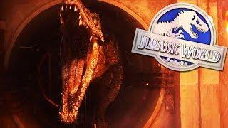 RECINTO DEL DINOSAURIO DEPREDADOR BARYONYX DE JURASSIC WORLD 2 Ark