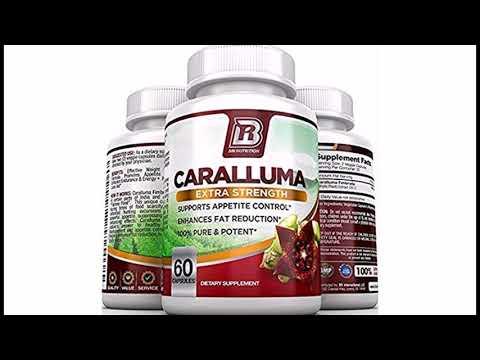 RI Nutrition Caralluma Fimbriata - Natural Appetite SuppressantWeight Loss Diet Pills - 1000mg, 30