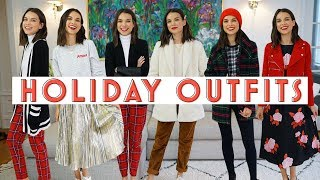 Holiday Outfit Ideas YOU Requested | Ingrid Nilsen