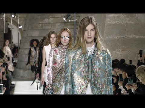 Highlights from the Louis Vuitton SS18 Fashion Show