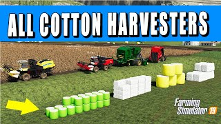fs19 cotton bales - मुफ्त ऑनलाइन वीडियो