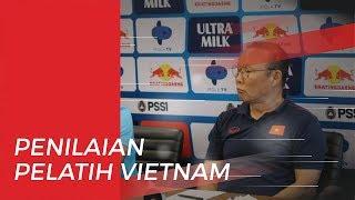 Jelang Laga Final Kontra Timnas Indonesia, Pelatih Vietnam Buka Suara