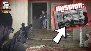 Blood EVERYWHERE In This Home Invasion! (GTA 5 Cayo Perico Heist)