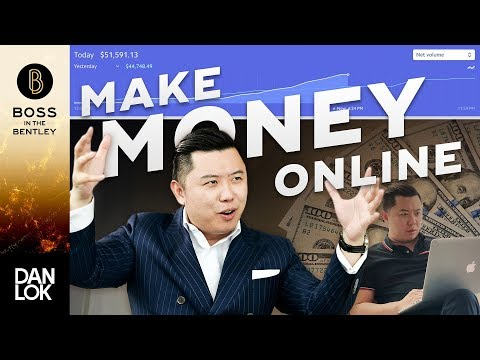How To Make Money Online – The 3 Legit Ways To Make Money Online