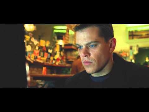 The Bourne Supremacy - Café Scene (Score Only)
