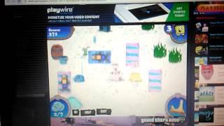 Spongebob Squarepants Hot Sand Hustle Gameplay