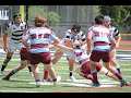 Junior Rugby Highlights 2021