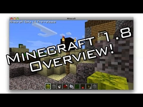 Minecraft 1.8 Adventure Update Walkthrough and Guide by a Nine Year Old