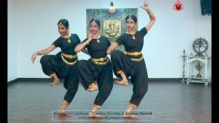 """Shankar Mahadevan's Popular song """"Gananayakaya"""" - Sridevi Nrithyalaya - Bharathanatyam Dance"""