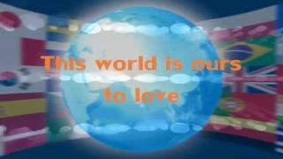 NEWSONG - THIS WORLD IS OURS TO LOVE