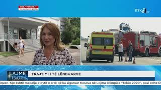 RTK3 Lajmet e orës 15:00 26.07.2021