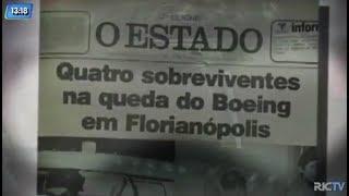 Lendas e Mistérios: assombrações e jóias perdidas no local do acidente do voo 303 em Florianópolis