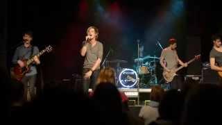 Video W.A.F. - Napětí live M-klub 26. 12. 2014