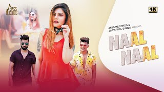 NAAL NAAL | Official Video | Afrani ik | Malvikaa Kapoor | Latest Punjabi Songs 2020 | Jass Records
