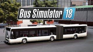 MERCEDES-BENZ CITARO G - Bus Simulator 18 [#12]