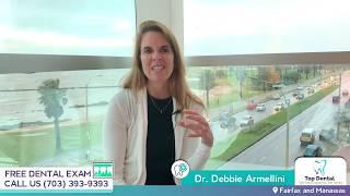 Aprende con la Dra. Debbie a: ¿Cómo saber si necesito un relleno dental?