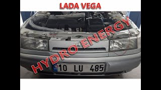 Lada vega hidrojen takıt sistem montajı