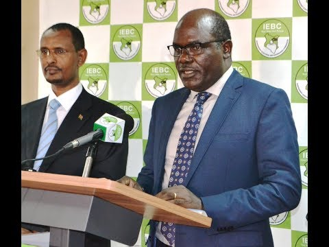 Chebukati defends administrative action against Chiloba