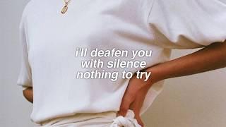 22-20s - Let It Go (lyrics)