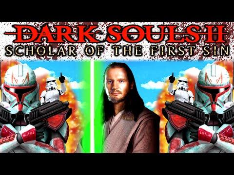 Dark Souls 2 PvP: Sisterhood of Sin - QUI GON JINNIE BUILD/COSPLAY