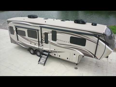2020 Jayco Pinnacle Fifth Wheels