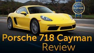 Porsche Cayman (982) 2016 - dabar