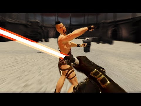 IF STAR WARS WAS RATED R • BLADE AND SORCERY VR