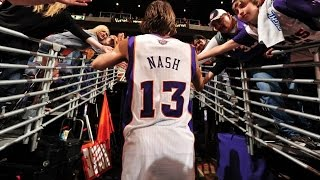 Steve Nash - Sunset